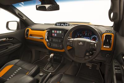 Holden_Colorado_Xtreme_Interior